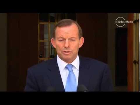 Tony Abbott keeps news