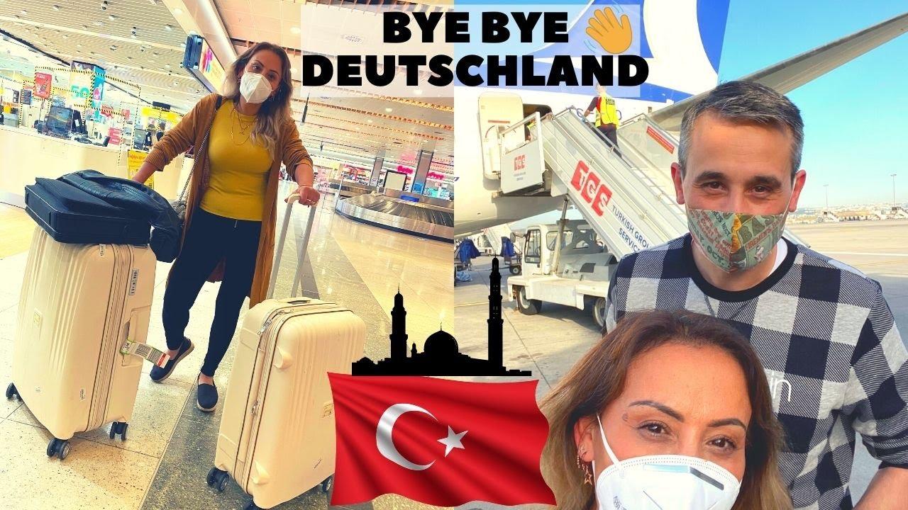 BYE BYE DEUTSCHLAND 👋 HELLO ISTANBUL 🇹🇷WIR LASSEN DIE KINDER ZURÜCK   Family Fun