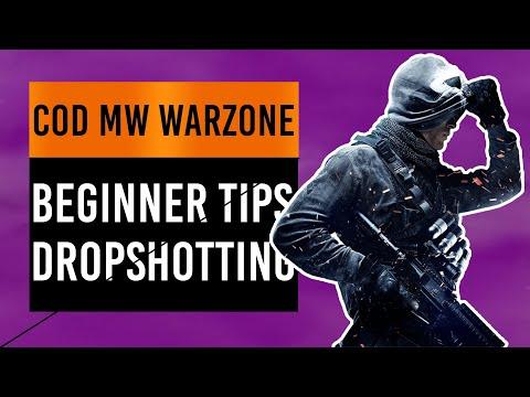 MW Warzone: Beginner Tips And Tricks - Dropshotting