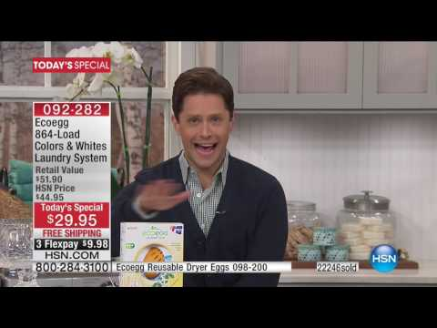 HSN | Laundry Room Solutions 12.27.2016 - 11 AM