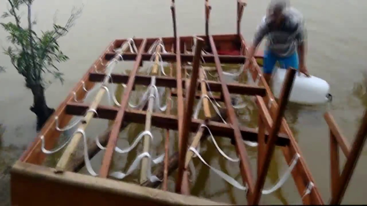 Fabuloso Deck Flutuante Madeira - YouTube PX88
