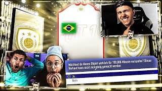 FIFA 19: ICON DISCARD Battle VS Gamerbrother 😱🔥