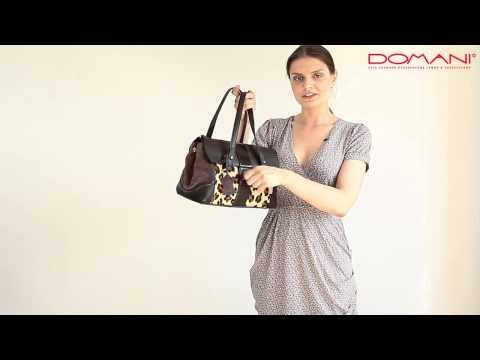 Женская сумка Gillian/ Обзоры брендовых сумок/ Интернет-магазин Domani
