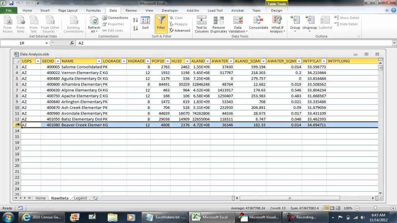 How to programatically refresh your pivot tables and data using how to programatically refresh your pivot tables and data using workbook open video 5 of 5 ccuart Images