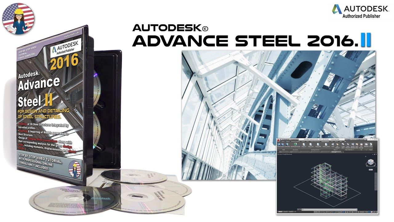 advance steel 2016 tutorial pdf