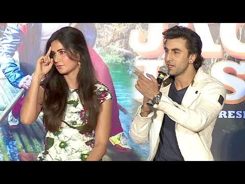 Ranbir's Reaction On Reporter Asking About BREAK UP With Katrina Kaif
