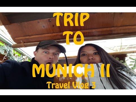 WINTER TRIP TO MUNICH II - Travel Vlog 3