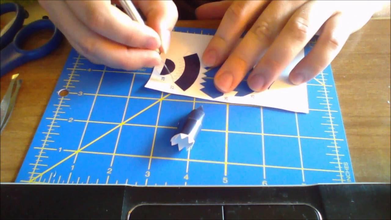 Papercraft Rakogis's PaperTips - Building Basics