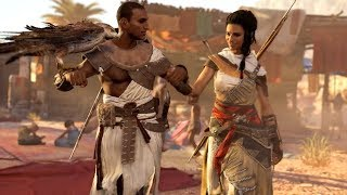 PC版「アサシンクリード オリジンズ」実況プレイ Assassin's Creed: Ori...