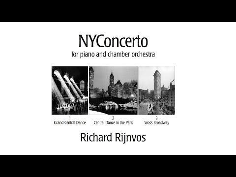 "Richard Rijnvos: ""NYConcerto"""