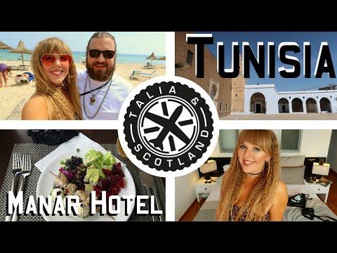 Manar Hotel Tunisia | Day 1 | Talia and Scotland