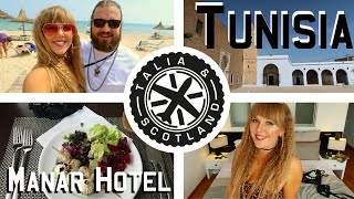 Manar Hotel Tunisia | Day 1 | Talia and Scotland