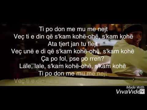 AZET & ZUNA - SKAM KOH Official Lyric-Lyrics Video
