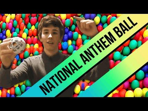 Balls Australia - National Anthem Music Soccer Ball Review