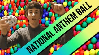 Balls Australia - National Anthem Music Soccer Ball Review