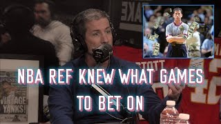 Jailed NBA Ref Tim Donaghy Details How He Knew What Games To...