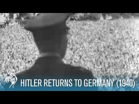Hitler Returns To