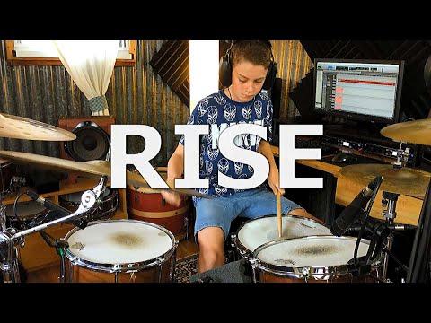 Rise - Skillet - Drum Cover