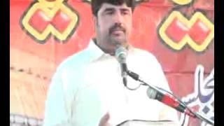Zakir Aamir abbas rabani majlis 23 mar 2013 jalsa,S.G,Zulfqar Ali nasir at chak 232 jhang