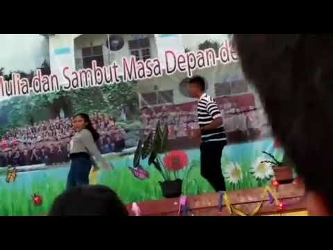Battle Dance Lagu Barat & Kpop [Hutri Vs Melia]