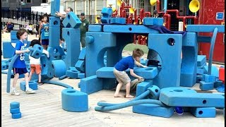 Top 5 Unique Playgrounds for Kids Review 2018. Fun Outdoor Playgrounds for Children