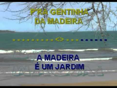 Karaoke -  Bailinho da Madeira