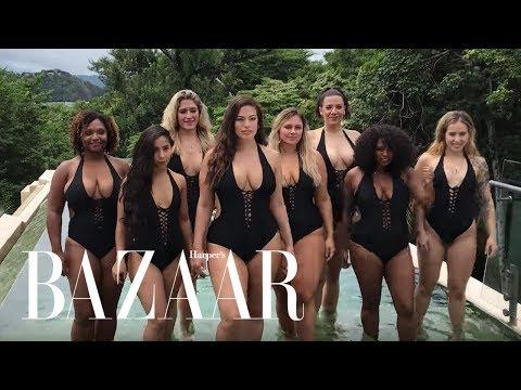 Inside Supermodel Ashley Graham's 30th Birthday | Harper's BAZAAR