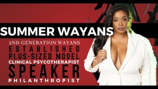 Minority Report | Fit My Way with Model Summer Wayans
