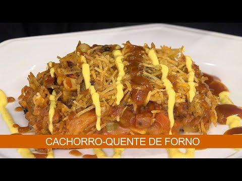 CACHORRO-QUENTE DE FORNO