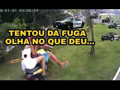 TENTOU DA FUGA DE CB 300 OLHA NO QUE DEU....
