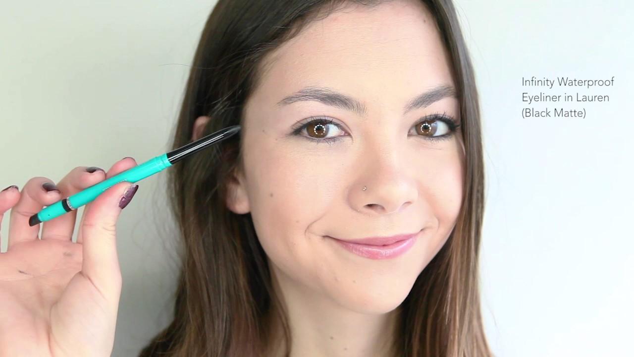 b9fd508d7 Thrive Tip  How to Apply Infinity Waterproof Eyeliner™ - YouTube
