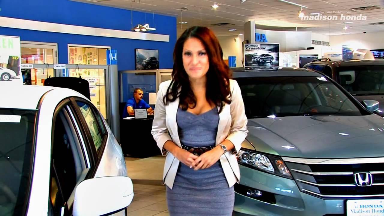 Madison Honda Commercial - Madison, NJ 07940 - YouTube