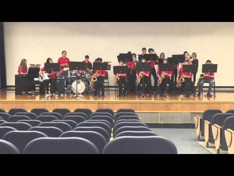 Blennerhassett Middle School Jazz Ensemble Submission 1