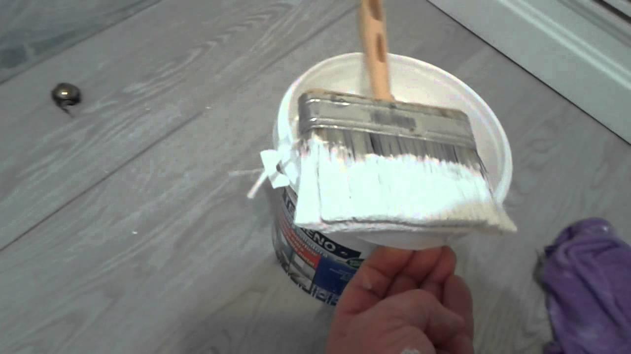 C mo pegar papel pintado sobre azulejo youtube - Papel pintado para azulejos ...