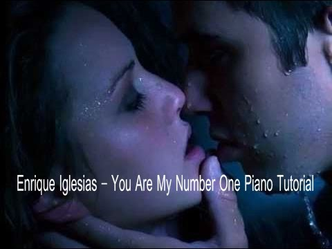 Enrique Iglesias - You Are My Number One Piano...