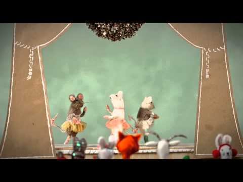 A holiday stop-motion featuring our festive trim | Anthropologie