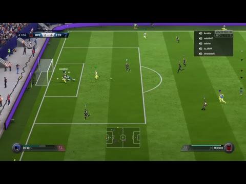 Dia de partido, jornada 16 FIFV Club Union viera e-Sports vs Black eagle FC
