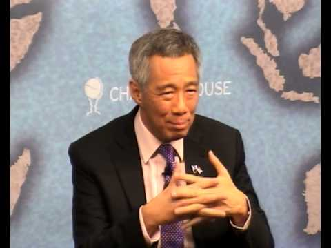 Singapore's Perspectives on Asia and Europe