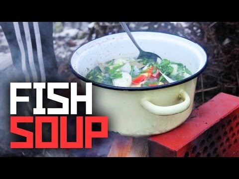End of month Ukha - Cooking with Boris