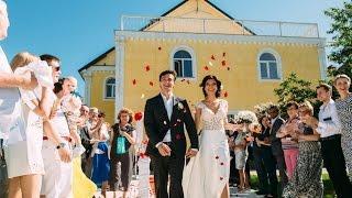 """Свадьба в загородном доме коттедже """"Villa Rose"""" в Ямонтово"""