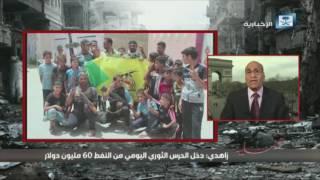 سنابرق: الحرس الثوري استحوذ على جميع المجالات الاقتصادية لكي يصرف الأموال خارج إيران