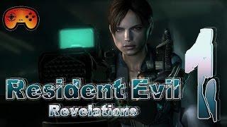 Resident Evil Revelations #001 Eine Bootsfahrt die ist lustig - Revelations - Gameplay - German