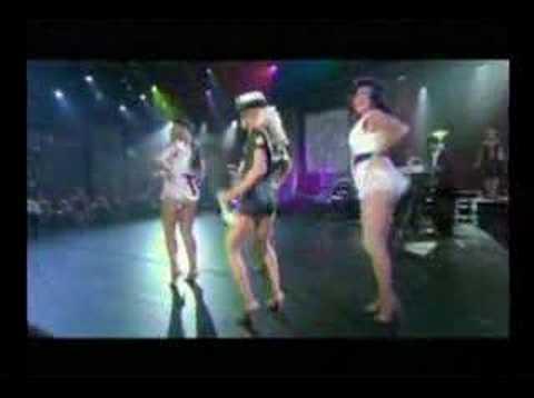 Christina Aguilera - Candyman Live Mtv Special