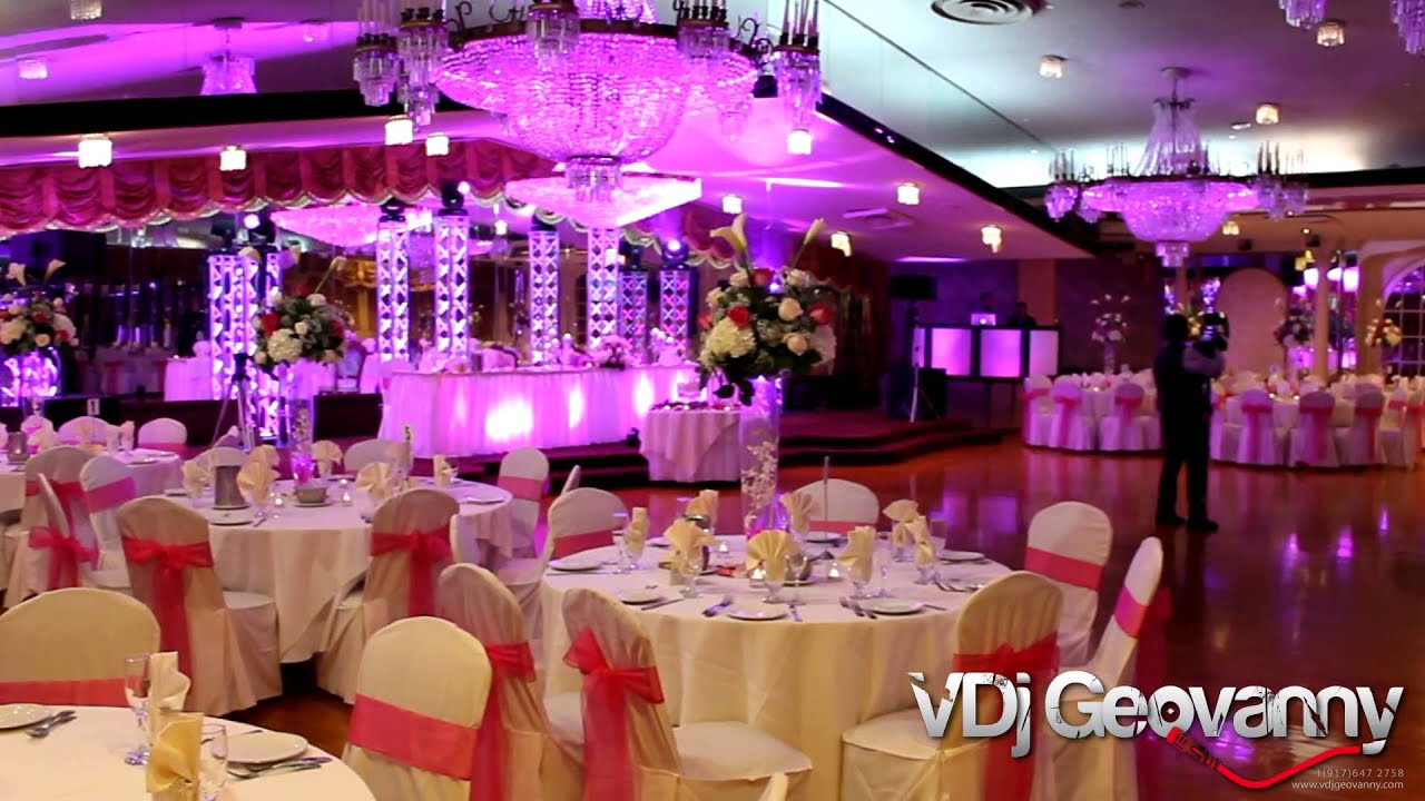 Decoracion del local con luces led vdj geovanny nyc youtube - Decoracion con luces ...