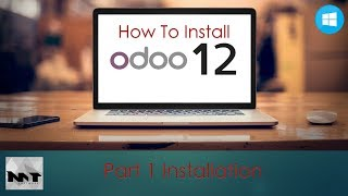 How To Install Odoo 12 on Windows 10 | Windows 8 | Windows 7