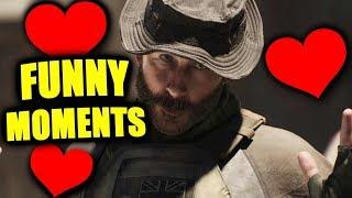 CENA PRZYJAŹNI [Call of Duty: Modern Warfare]