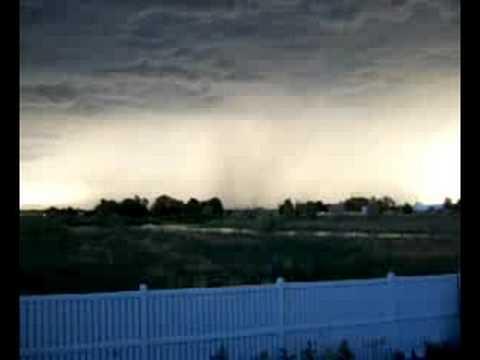 Strange July Weather In Greeley Colorado
