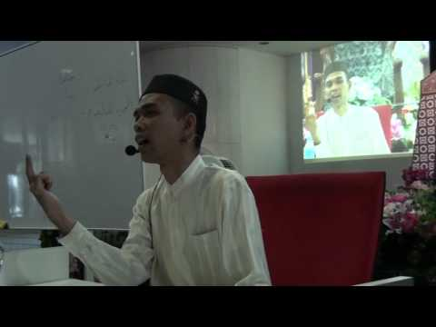 20160222 Ustaz Abd Somad b Batubara - IKHLAS DALAM AMALAN 00021