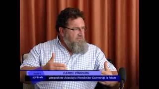 """""""Repere spirituale"""" cu DANIEL CÎNIPARU - preşedinte Asociaţia Românilor Convertiţi la Islam (1)"""