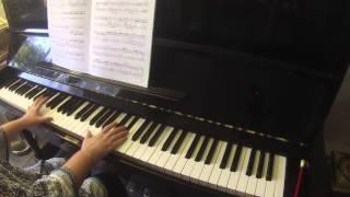 Capriccio in G by Scarlatti     Trinity College London piano grade 5 2015-2017